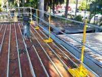 Klip Lok Safety Rail