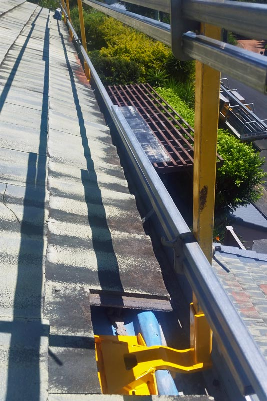 Re Roof Coffs Edge Protection